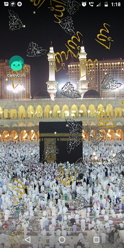 Download Magic Touch - Mecca Live Wallpaper on PC & Mac with