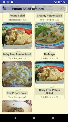 Potato Salad Recipes 5.6.4 screenshots 1