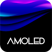 AMOLED Wallpapers 4K & HD - Auto Wallpaper Changer