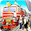 Indian Train Driving Simulator: City Train Games