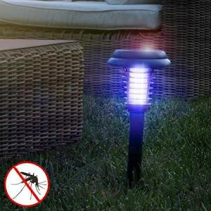 Set 2 x Lampa solara antitantari cu lumina UV