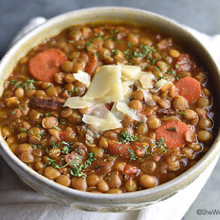 Fresh Tomato And Lentil Soup Recipes