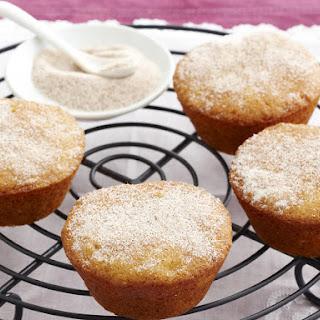 Mini Cinnamon Teacakes