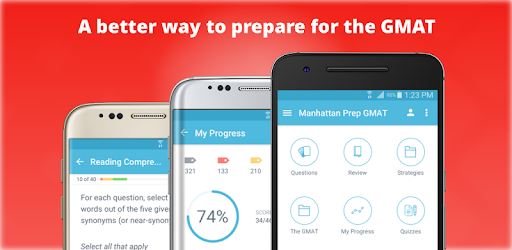 ★★★ Ace the GMAT. Review anywhere with 1,100+ practice questions, quizzes & tips