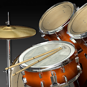 Simple Drums Rock - Realistic Drum Set