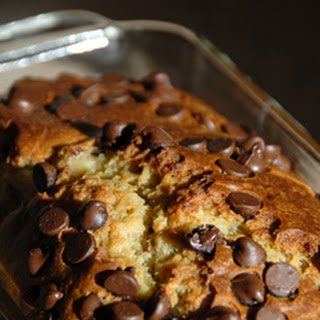 Chocolate Chip Banana Bread Recipe From Pichet Ong.