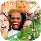 Digital India Photo Maker