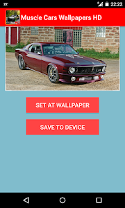 Muscle cars HD Wallpapers screenshot 3