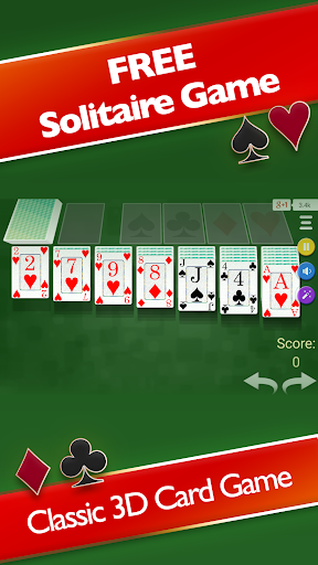Solitaire 3D - Solitaire Game screenshots 9
