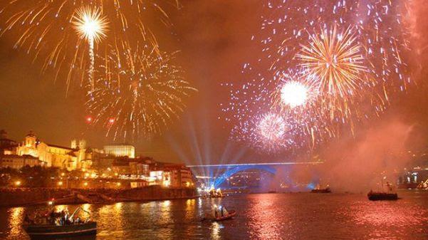 Festas de São João no Porto