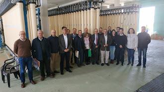 Reunión de la Junta del Consorcio del Poniente.