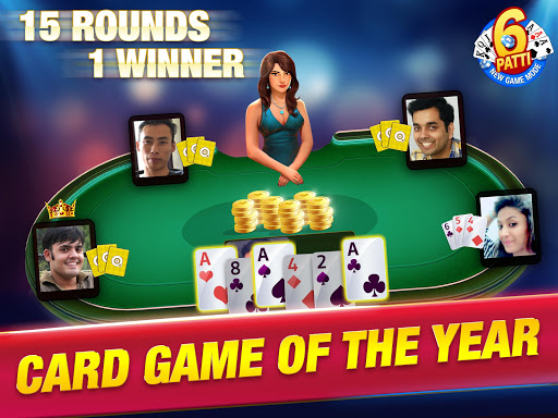 Teen Patti - Indian Poker 6.86 6