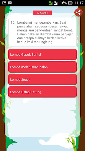 Kuis Indonesia 3.7 screenshots 3