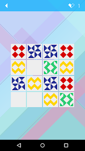 Quilt Memory Game- screenshot thumbnail