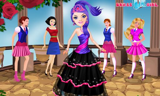 Princess Barbie Club