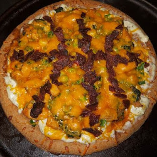 Anniversary Chicken Pizza
