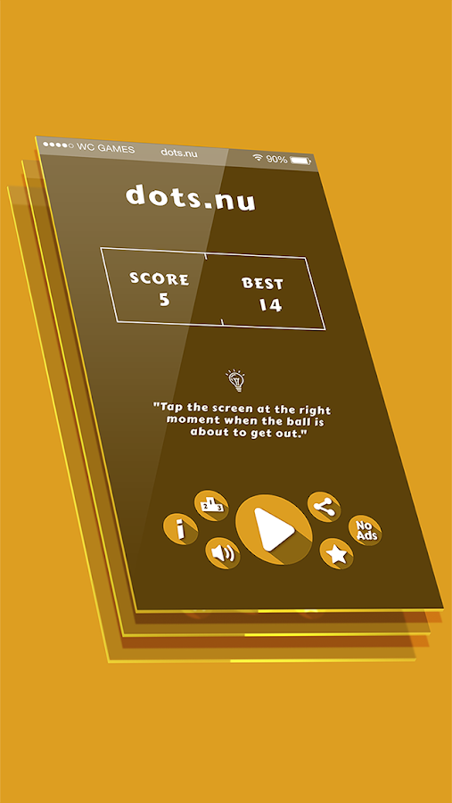 dots ν | Flipper- screenshot