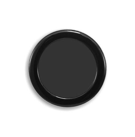 DEMCiflex magnetisk filter 80mm, rund, sort
