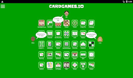 CardGames.io apktram screenshots 17