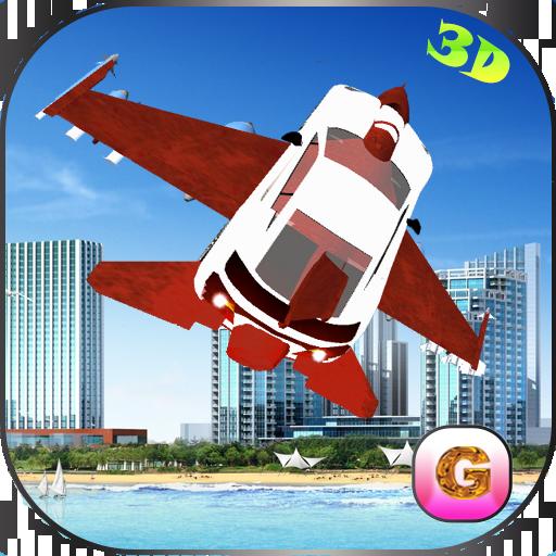 未来的F16飞行汽车免费 模擬 App LOGO-硬是要APP