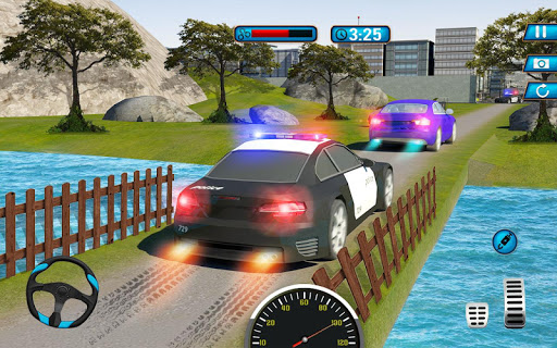 Jump Street Miami Police Cop Car Chase Escape Plan 1.1 screenshots 10