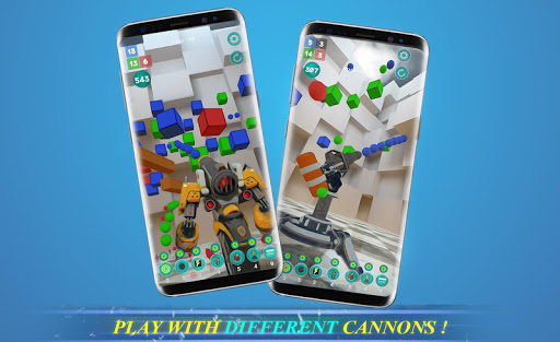 RGBalls u2013 Cannon Fire : Shooting ball game 3D apkpoly screenshots 4