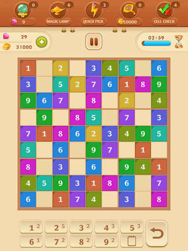 Sudoku Quest apkmr screenshots 7