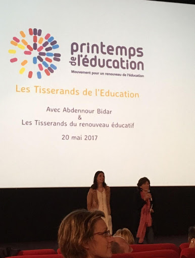 printemps éducation
