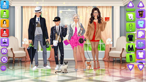 Superstar Family - Celebrity Fashion screenshots 11