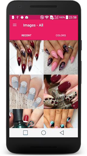 Nail Art Designs 2017 Screenshot