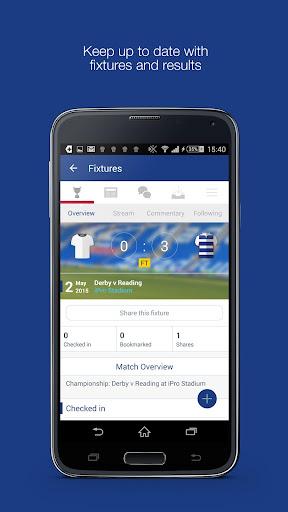 Fan App for Reading FC