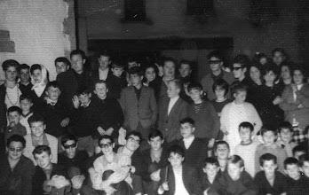 Photo: Villamanín, Agosto 1963