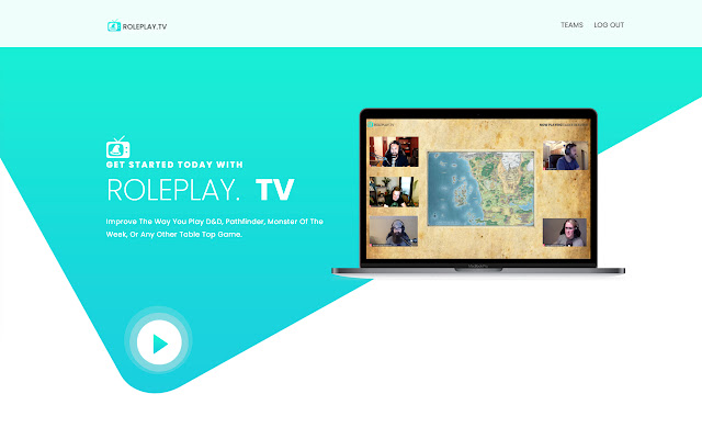 RolePlay.tv Screen Sharing