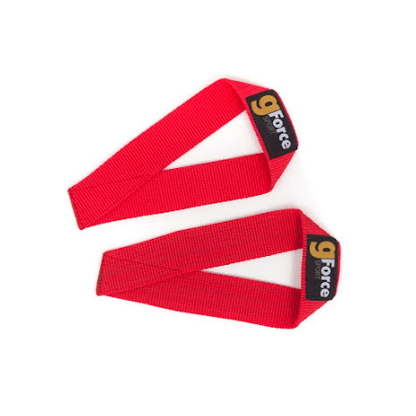 V-straps lifting straps,  Red Series by gForce,