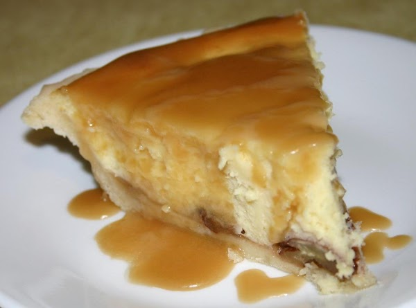 Caramel Pecan Cheesecake Pie Recipe
