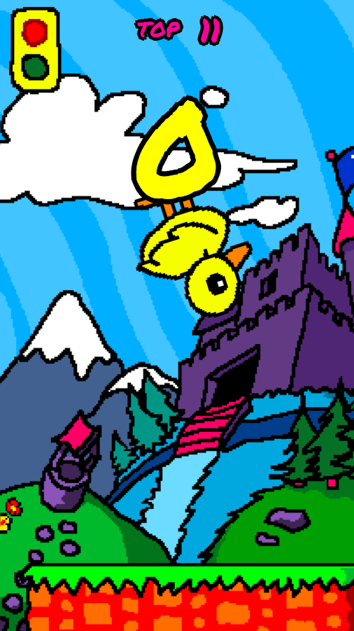 TRIP DUCK- screenshot