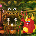 Little Red Devil Rescue Best Escape-269 icon