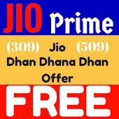 My MyJio Prime Dhan Dhan Dhan