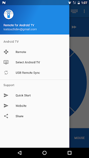 Remote for Android TV- screenshot thumbnail