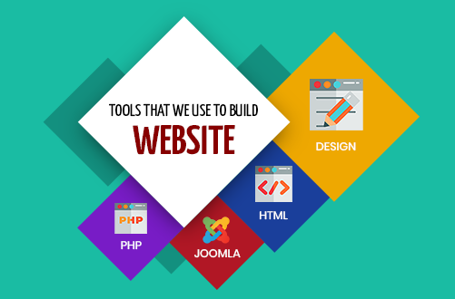 Tools to build website