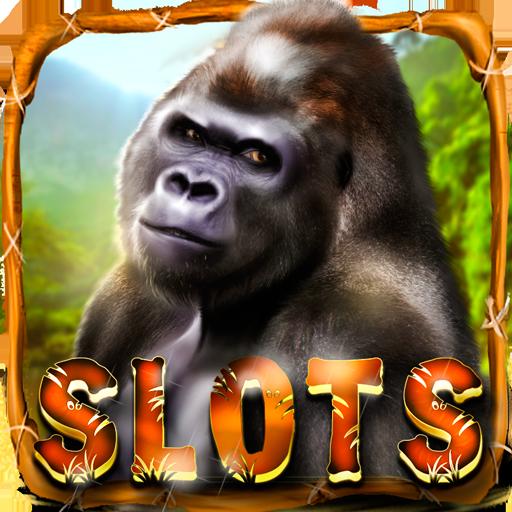 Wild Gorilla Free Slots 博奕 App LOGO-APP開箱王