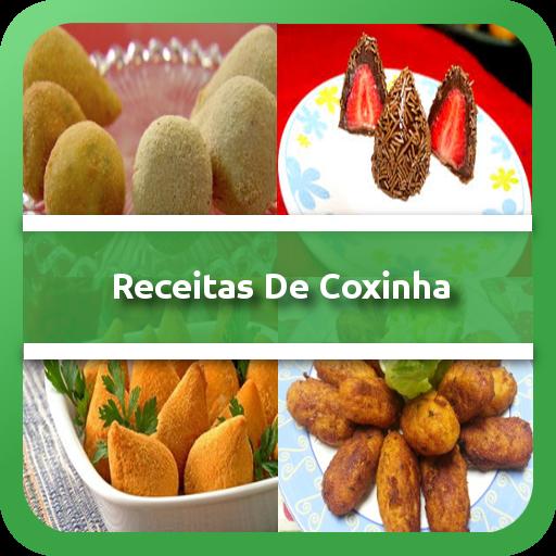 Receita De Coxinha (app)