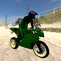 Military Motorbike Simulator