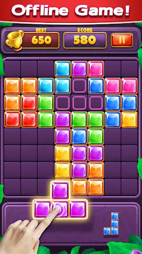 Block Puzzle: Best Choice 2020 Extra android2mod screenshots 3