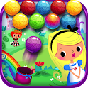 Alice in Bubble Candy Pop FREE icon