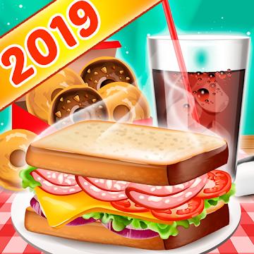 Kitchen Fever Food Restaurant & Cooking Games MOD APK 1.0.1 (Mega Mod)