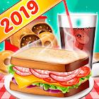 Cocina Fever - chef Juegos de cocina icon