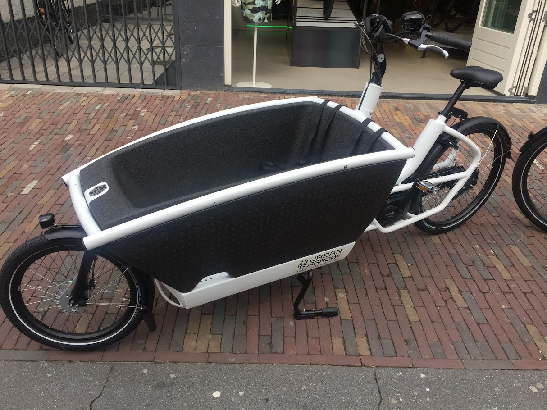 Alkmaar, le culte du vélo