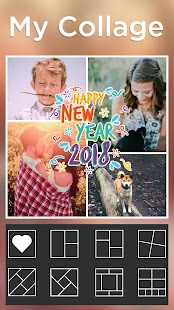 Pic Collage Maker & Photo Editor Free - My Collage - náhled