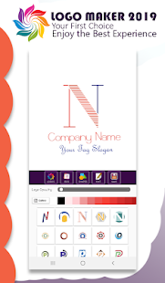 Download Logo Maker 2019 For PC Windows and Mac apk screenshot 2